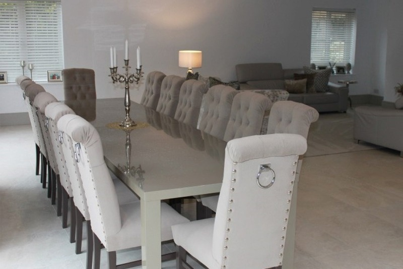 Dining Chairs & Custom Fitted Headboard